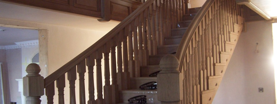 Laganville Joinery 7 Annagh Ind Est Stair Manufacturer Portadown Stair  Supply And Installation Craigavon Stair Component Supply BT62 3BQ Northern  Ireland